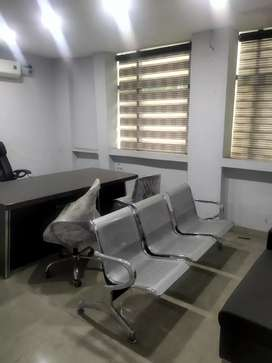 Furnished office space available for rent industrial area phase7mohali
