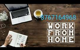 Don't find job we are offering home based jobs