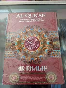 Al Qur'an Ar Risalah Waqaf Ibtida