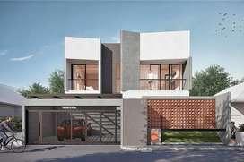 Jasa arsitek bangun rumah modern minimalis Pati