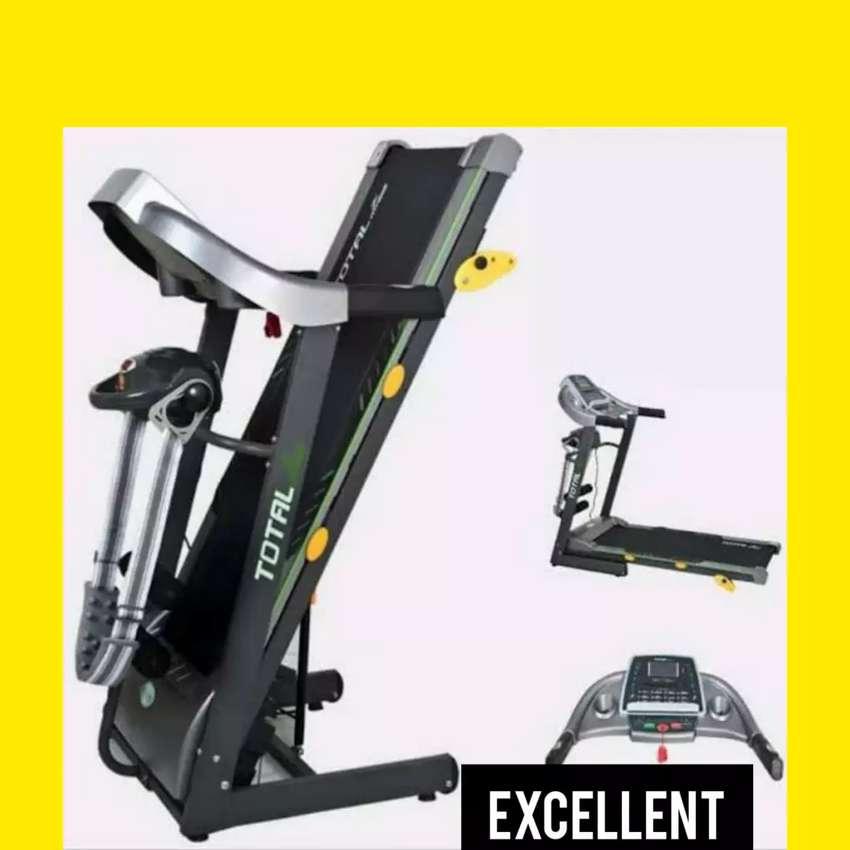 gratis ongkir treadmill treadmill elektrik incline TL-130 F-08