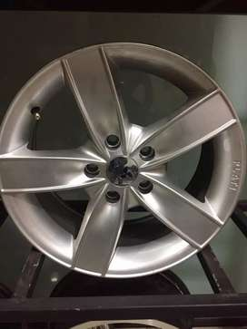 Alloy wheels for duster/ polo