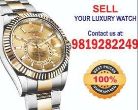 Rolex Sky Dweller Patek, Audemars,Vacheron, Omega Watch