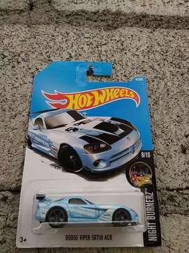 Hotwheels Dodge Viper SRT10