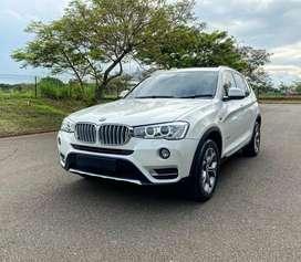 BMW X3 Diesel F25 LCI Panoramic Faktur 2017 Warranty ON Tt X5 GLC X1