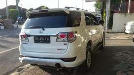 Fortuner TRD sportivo matic diesel 2013