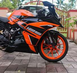 Ktm Rc 125, Best Condition, Condition In New For Show Room.