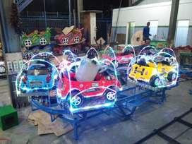 NP odong full mobil mini kereta mini coaster pancingan elektrik NP