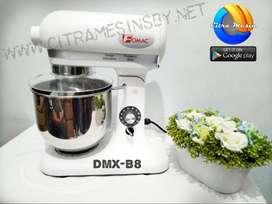 Mesin pengaduk adonan roti Planetary Mixer DMX-B8 Fomac