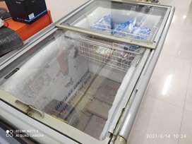 Defreeze refrigerator