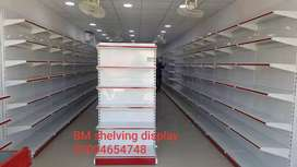 Super store Racks and cash counter manufacturer