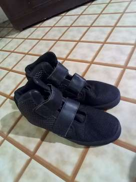 Black shoes 46 number new branded from Saudi Arabia per pis 999