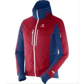 Salomon Lab Soulquest BC Insulated Midlayer Jacket