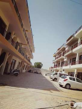 1210 sqft area semifansihed flats paradise home society