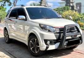 Toyota rush trd sportivo ultimo 2017 pmk putih orisinil