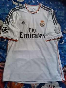 Jersey Real Madrid Home 2013 Original Ronaldo