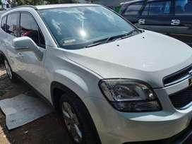 Chevrolet Orlando LT 1.8 AT 2014
