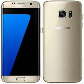 sumsung galaxy S7 edge Gold