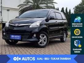 [OLXAutos] Toyota Avanza 1.5 Veloz M/T 2014 Hitam