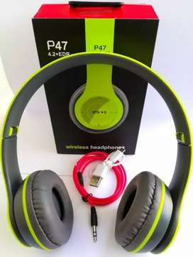 Wireless headphones modal P47