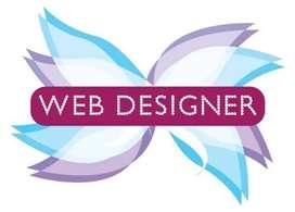 Iam a Web Designer