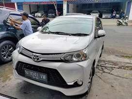 Toyota avanza 2017 veloz 1.5 manual/MT silver pajak panjang km rendah