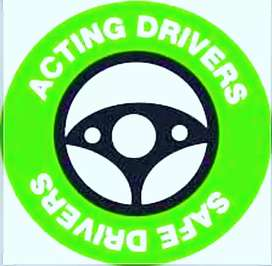 Safe acting drivers available.