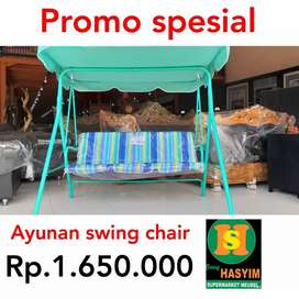 Ayunan swing besi kredit di homecredit proses kikat