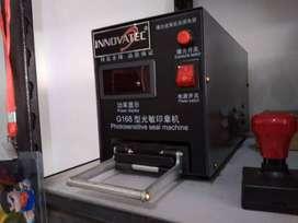 mesin stempel flash import innovatec