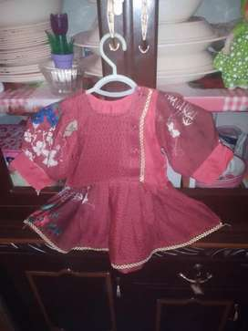new one baby frock