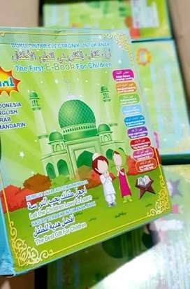 Ebook Anak Muslim 4 Bahasa