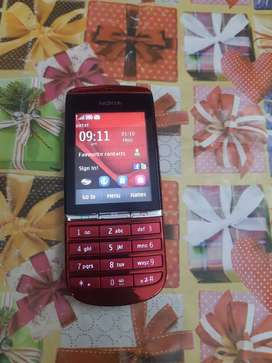 Asha series stylish mobiles for sale each 3000rs to 3500rs