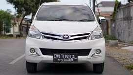 Toyota Avanza G Plat DK Manual Tahun 2015 Terawat Bisa Kredit DP