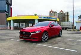 Mazda 3 Skyactiv 2019 AT Sedan KM 4500 Pjk Nov 21 Service Record Mazda