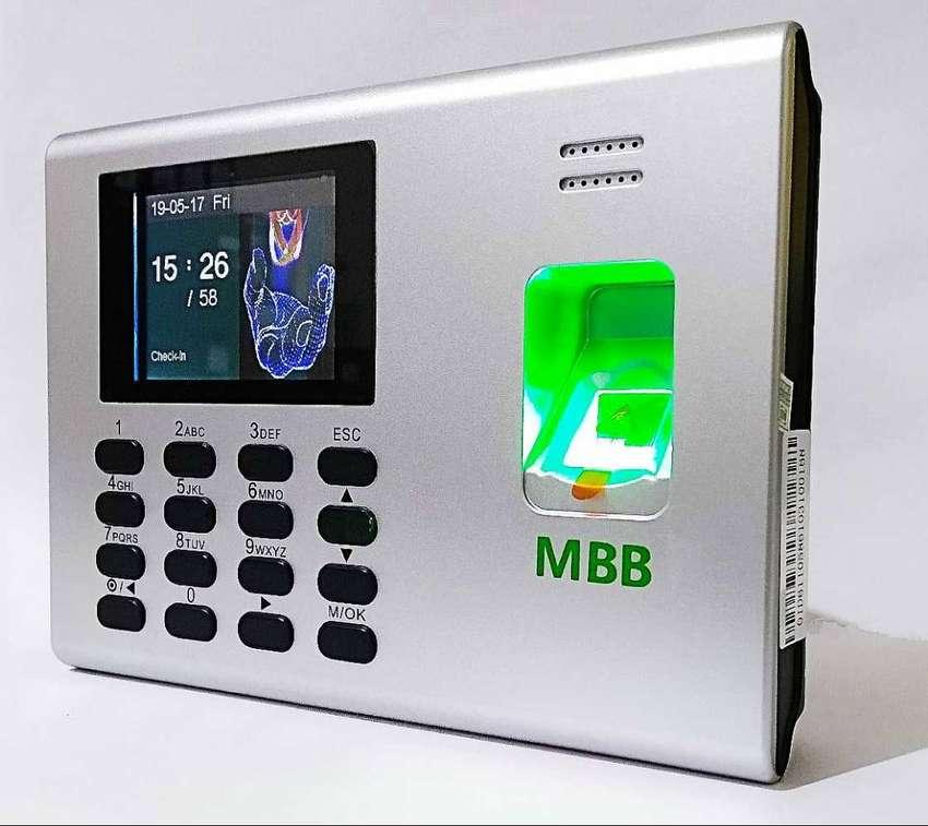 Mesin Absensi Fingerprint Sekolah MBB 300 Kirim Pesan Untuk Orang Tua 0