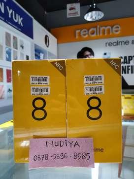 Realme 8 ram 8/128