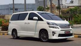 Toyota Vellfire 2.4 Z 2013 Perfect Condition