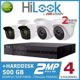 Camera Cctv Hikvision 2mp. Di kawasan Tangerang.