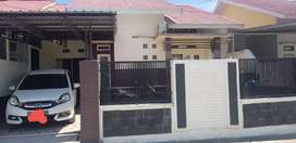 Rumah lokasi strategis dekat Palu Grand Mall