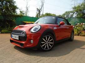 Mini Cooper Convertible Others, 2019, Petrol