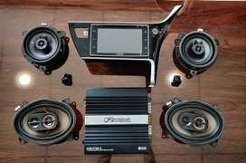 Car Audio System good condition