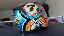 Nolan N60.5 Chaz Daviez