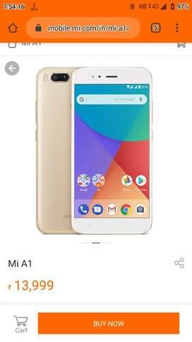 Xiomi Mi A1