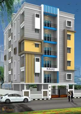 SUPERIOR QUALITY 3 BHK 3 TOILETS DELUXE FLAT