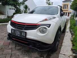 Grill Nissan Juke Kenstyle FRP