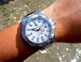 Tag Heuer Aquaracer White Dial WAY2013-0