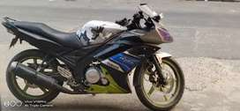 I want selling my bike r15 ..  All paper but one fail..