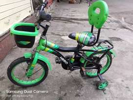Kids bycycle...very new  in condition...