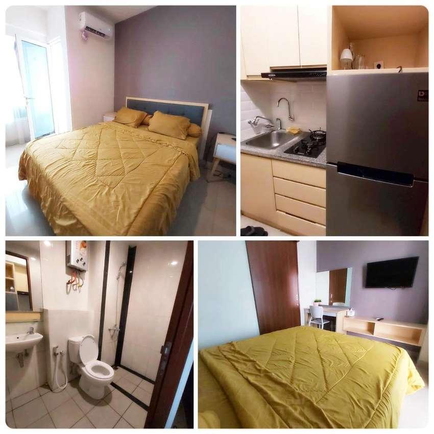 Apartment grand kamala lagoon bekasi sewa transit,harian dan mingguan