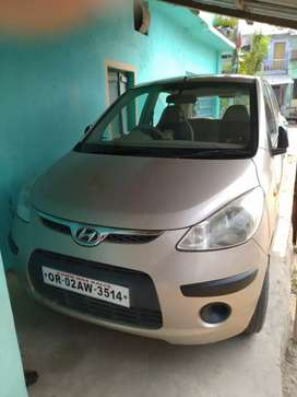 Hyundai well conditioned car